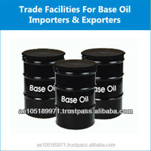 High Quality Base Oil SN150, SN350, SN500 & SN650 (Virgin & Recycled)