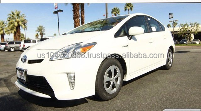 2015 Toyota Prius Two Hybrid 1.5L Automatic Export NEW