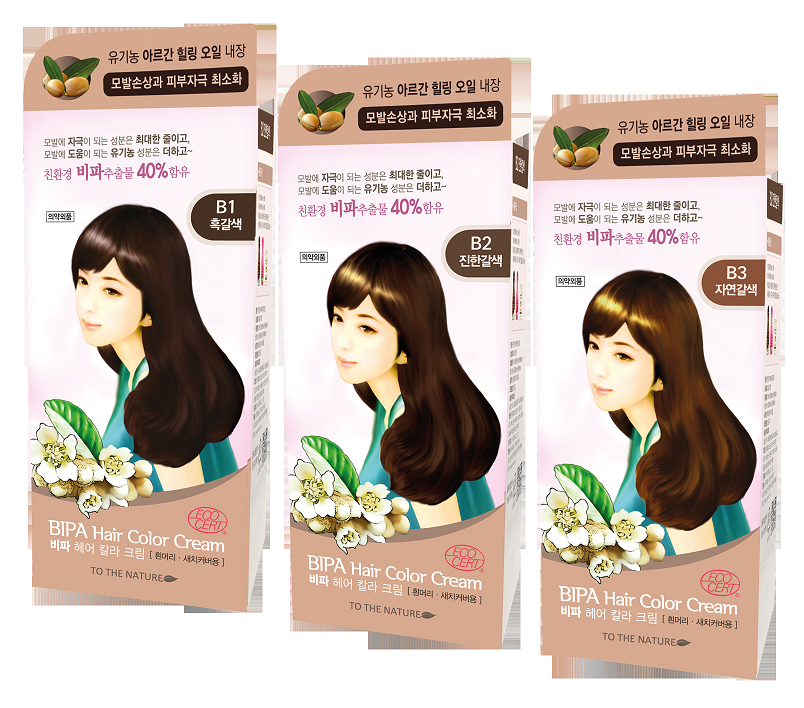 To the nature BIPA Hair Color Cream