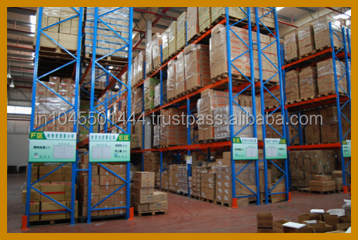 Best selling products logistic racking system