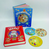 High Quality Customs Children Board Book with CD