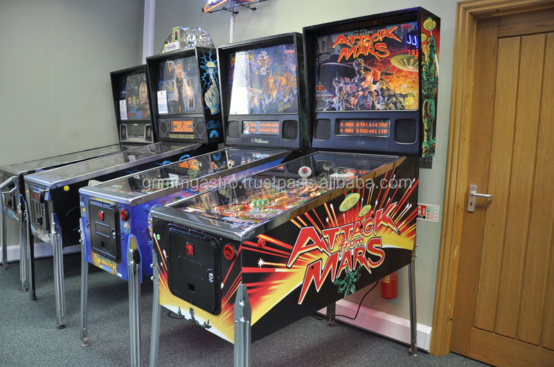 Available The Attack from Mars Pinball Machine best price ..
