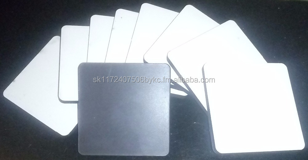 MDF Sublimation square blanks