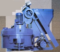 SUPERMIX MADE IN ITALY CONCRETE MIXER