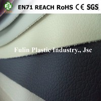 Eco Friendly PU And PVC Leather