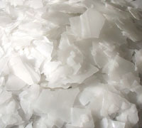 Industry grade BV Approved 99% Caustic Soda Flake / Sodium Hydroxide