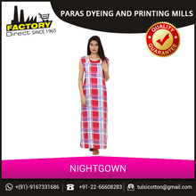 Wide Range of Latest Designs in Womens Printed Nighty for Ladies