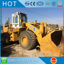 GOOD PRICE JAPAN KAWASAKI 90Z-3 USED WHEEL LOADER