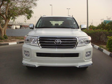 New Suv in UAE Toyota Land Cruiser Diesel Automatic