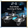 Dual Mode Running and flying JJRC H3 Quad copter Drone With HD Camera for sale Ready to Go 2 in 1 Quadrocopter