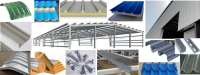 Building materials for Metal construction/Z&C Purlins/Decking sheets/Sandwich Panels - Dubai +971 567796760 Qatar/Oman/KSA/Kenya