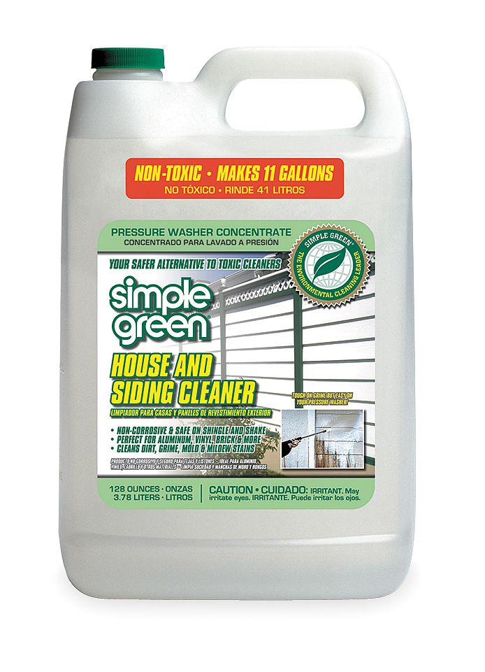 House and Siding Cleaner, 1 gal.