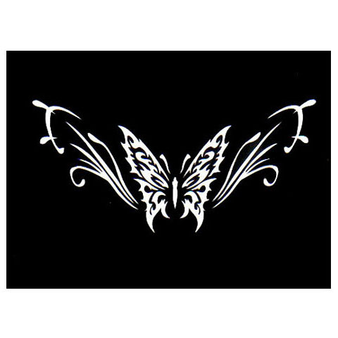 DIAMOND TATTOO STENCIL with Blink Lash Stylist & Care / drawing tattoo stencil set