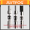 2015 Best selling e cigarette vape pen wholesale China, ce4, ce5 JUSTFOG S14 Hybrid Clearomizer vape mod