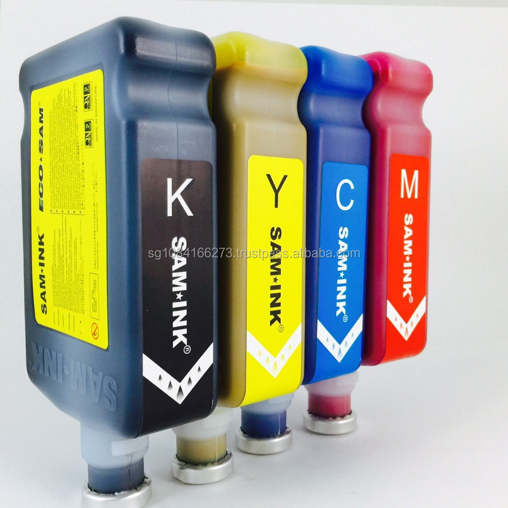 SAM*INK(R) Eco Solvent ink for Roland, Mutoh, Mimaki Printer