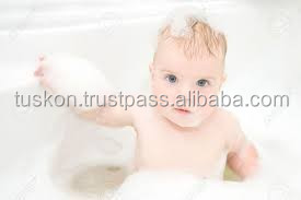 Ttransparent quality Baby shampoo 250ml made in Turkey