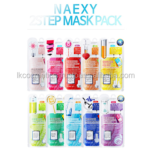 [Naexy] antiaging sheet mask korean face mask pack