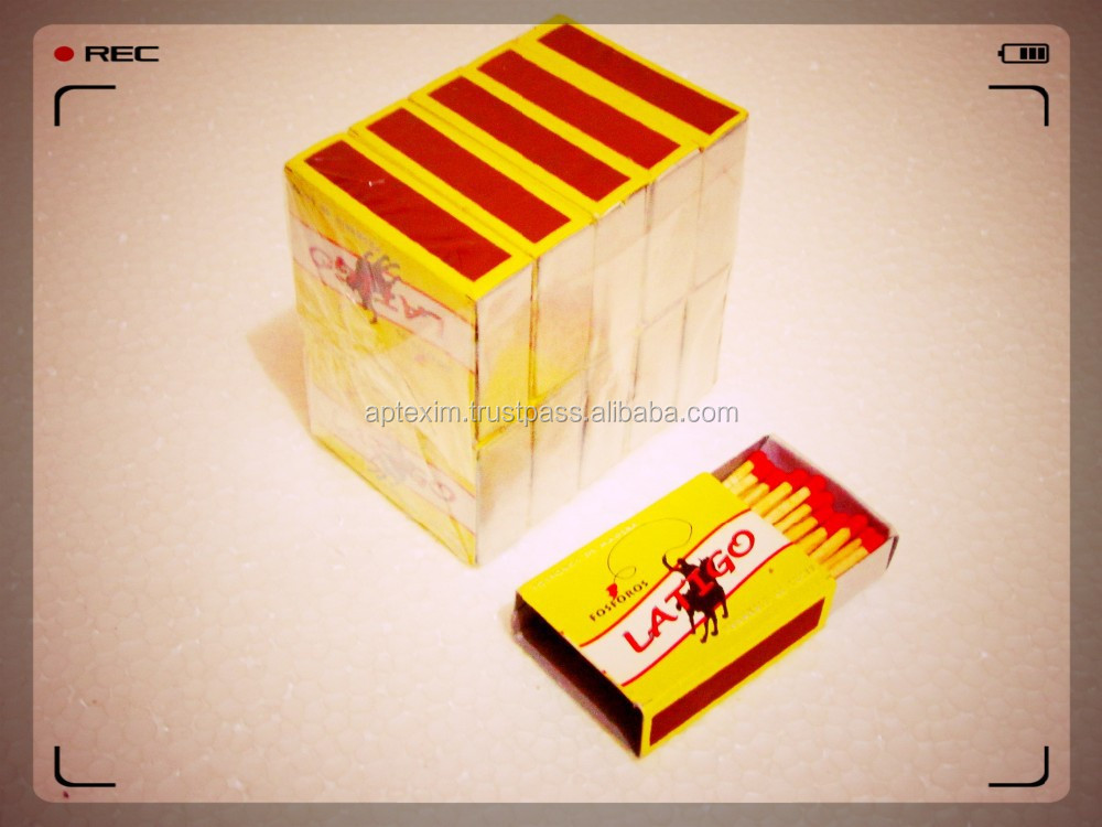 Save more money buying safety match boxes from Apt Exim