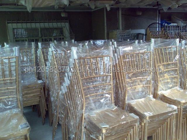 tifanny restaurant furniture banquet chair gold resin chair wholesale