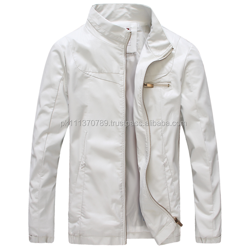 Lather jacket