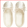 Satin Ballet Dance Shoes