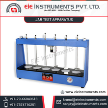 Jar Test Apparatus from Certified Company