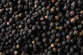 black pepper cloves