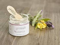 Face cream with essential oils of lavender, mandarin, Ylang-Ylang and extract strawberries
