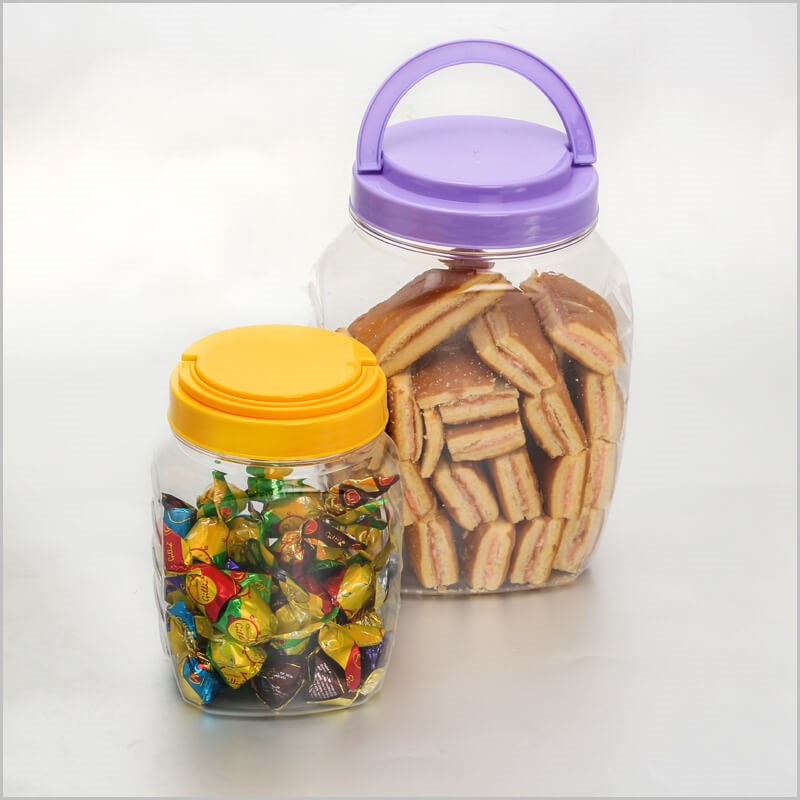 PET Plastic Jar for food#DuyTan Plastic in Vietnam