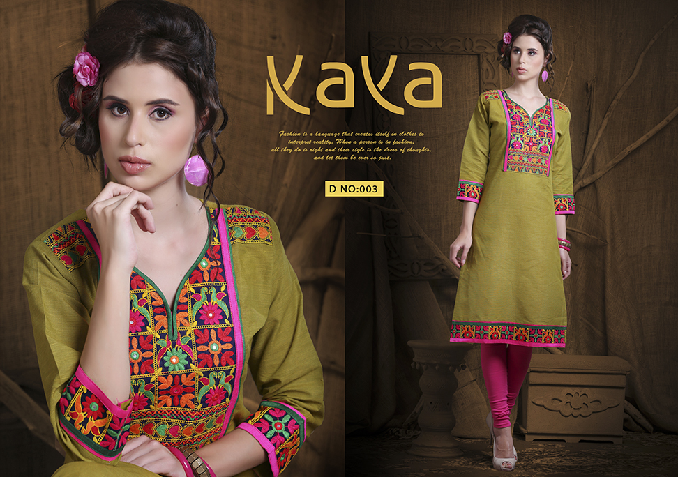 Stylish and Elegant Kurtis