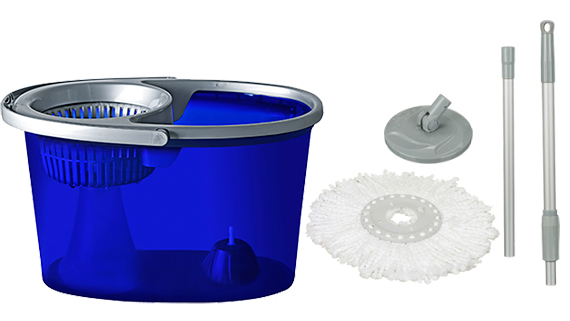 SPRING Sping Mop, 360 Degrees Rotating Set