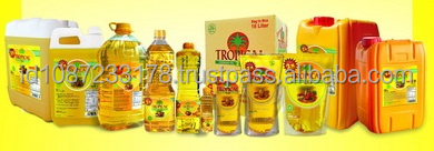 Indonesia Palm Cooking Oil