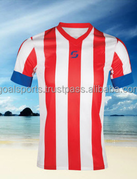 Stripe Sublimation Jersey