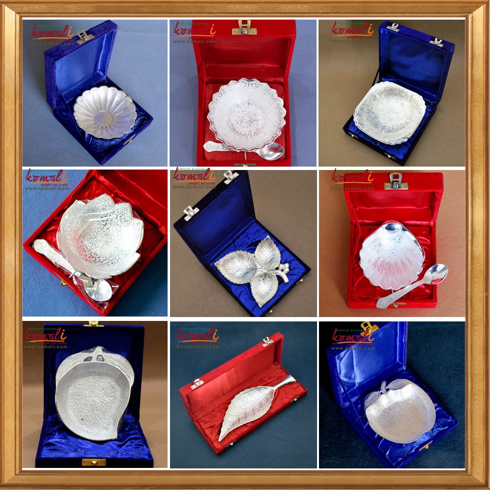 Silver Plated Indian Wedding Return Gift Gifts For Guests