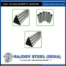 Best Price ! High Luster High Rigidity 201 304 316 430 Stainless Steel Pipe