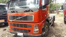 2002Y Used Volvo Tractor Head Trucks FH12 6x2 420HP in Korea