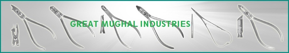 Rubber Dam Clamp Forceps Dental Tools Dentists Endodontics Instruments