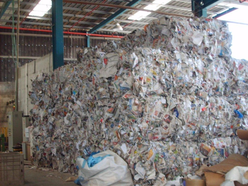 Top Quality Old Newspaper Scrap , Newspaper Waste