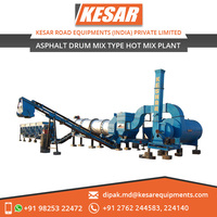 All New Series High Production Capacity Asphalt Drum Type Hot Mix Plant