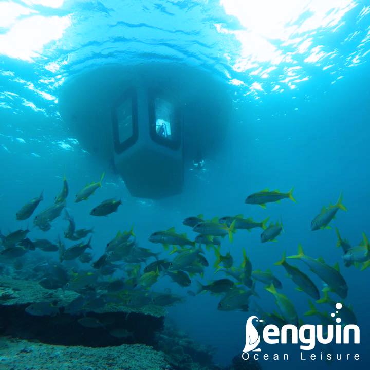 подводная лодка стеклопластик