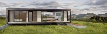 MODERN SINGLE CONTAINER HOUSES MD-701