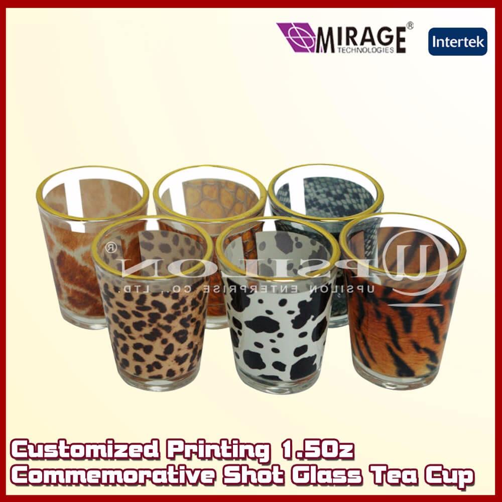 8B Upsilon SCSPG1P5 shot glass cup A10