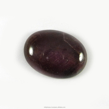 10.43 gms Natural Ruby 20x29mm Oval Cabochon Precious Gemstone for jewelry SI0401