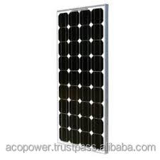ACOPOWER 150w Mono Photovoltaic PV Solar Panel Module with MC4 Connectors 12v Battery Charging