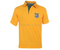 Polo t shirt with Screen Print