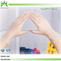 Health And Medical Vinyl Gloves/disposable Latex Exam Gloves