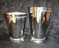 whisky vodka Mint julep glass cups