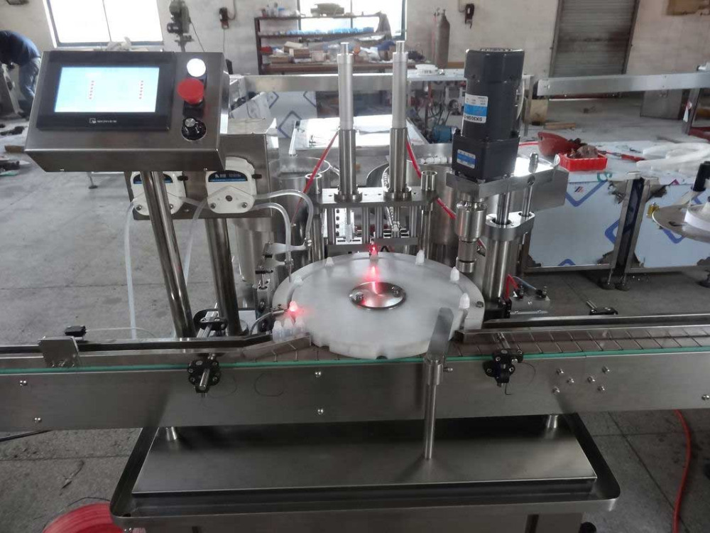 Full Automatic Stainless Steel Cosmetics Filling, Mascara Eyeliner Machine Manufacturers & Exporters