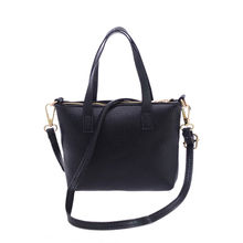 Fashion Women Leather Handbag Messenger Shoulder Bag Large Tote Ladies Purse Bag