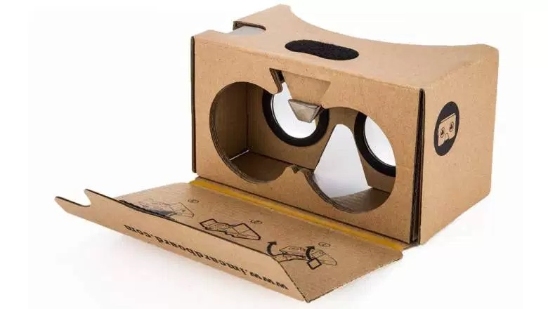 google cardboard v2 vr lens vr glasses virtual reality custom printing available any color